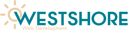 Westshore Web Development Header Logo
