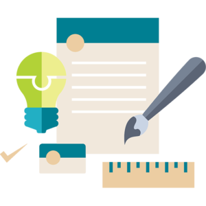 Creative Services document icon.